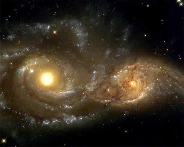Volba: tapeta v rozlišení 1280 x 1024 - Galaxie 2