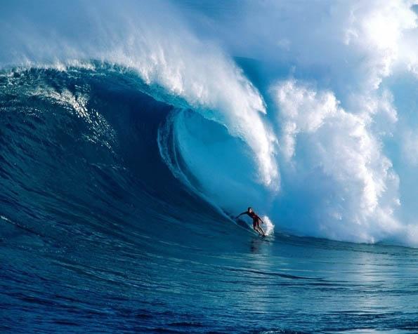 Volba: tapeta v rozlišení 1280 x 1024 - Surfing BIG