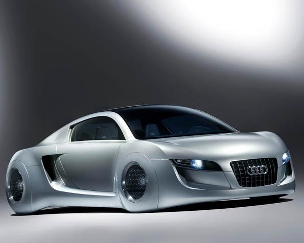 Volba: tapeta v rozlišení 1280 x 1024 - Audi koncept 2