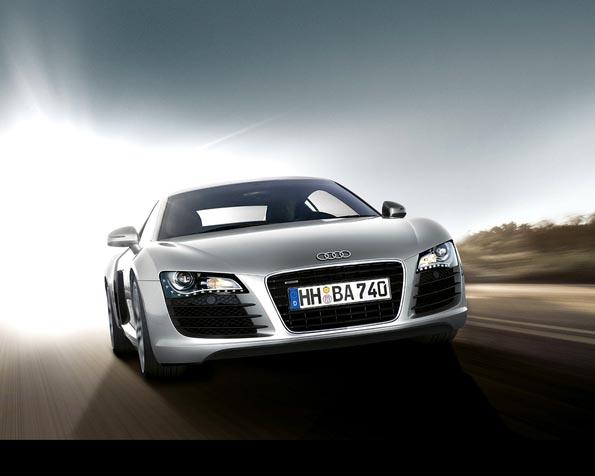 Volba: tapeta v rozlišení 1280 x 1024 - Audi R8
