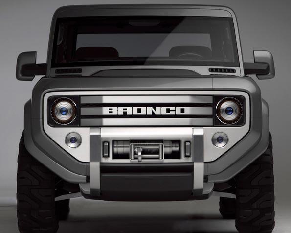Volba: tapeta v rozlišení 1280 x 1024 - New Bronco