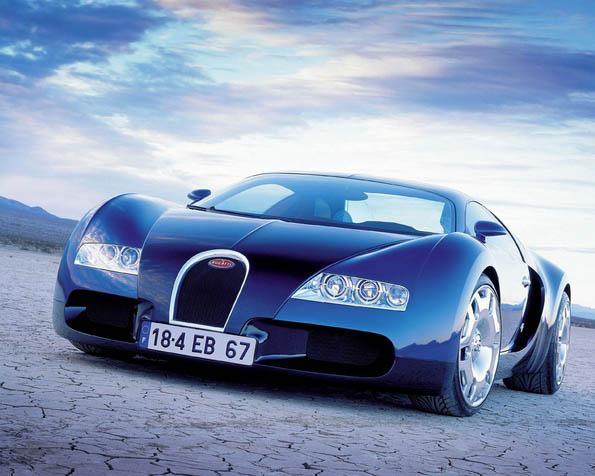 Volba: tapeta v rozlišení 1280 x 1024 - Bugatti