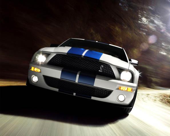 Volba: tapeta v rozlišení 1280 x 1024 - Ford Cobra