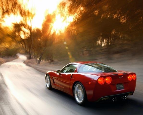 Volba: tapeta v rozlišení 1280 x 1024 - Chevrolet Corvette