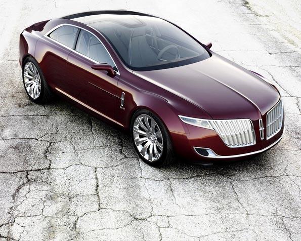 Volba: tapeta v rozlišení 1280 x 1024 - Lincoln concept